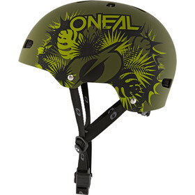 O'Neal Dirt Lid ZF Helmet Bones plant-green